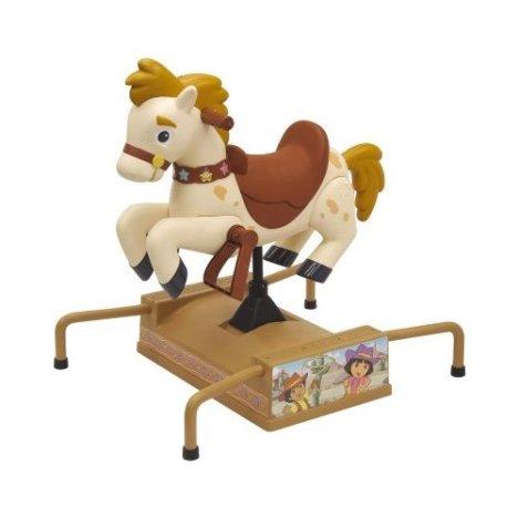 bouncing pony