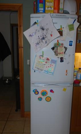 Letter Kitchen Appliance